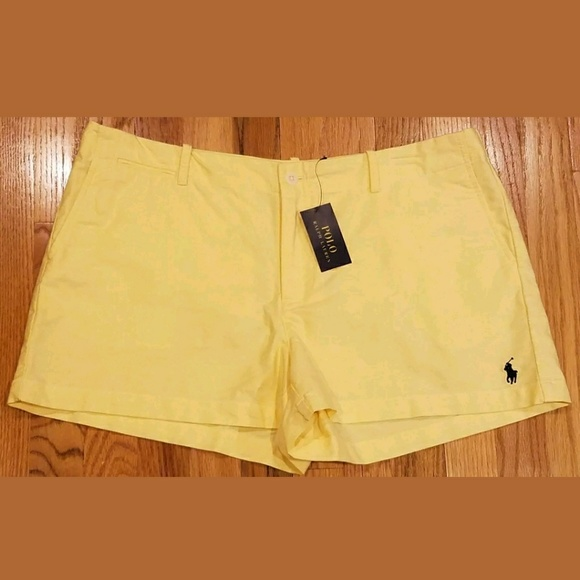 Polo Ralph Lauren Shorts Women Pony Logo Chino Poshmark